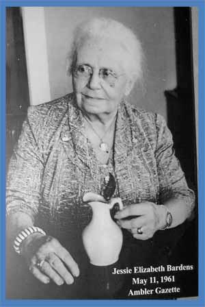 Jessie Elizabeth Bardens